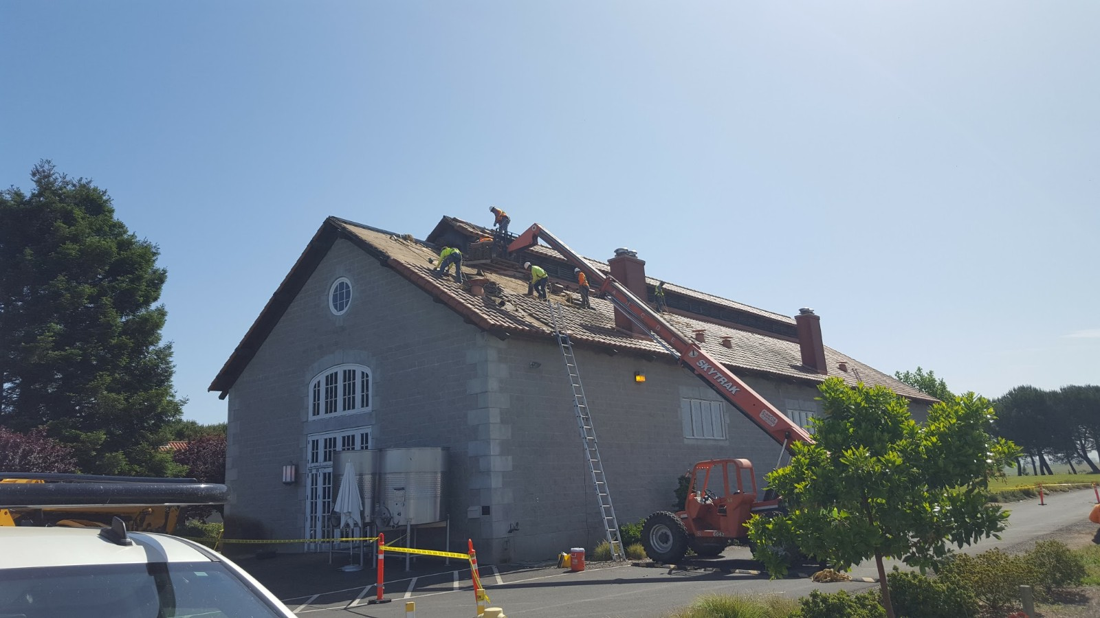 Residential Roof Solutions Ca